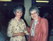 Virg McFarlane & Sr Johnetta (1986)--submitted by Nancy Venne.